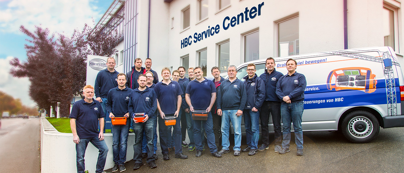 Service contacts - HBC-radiomatic